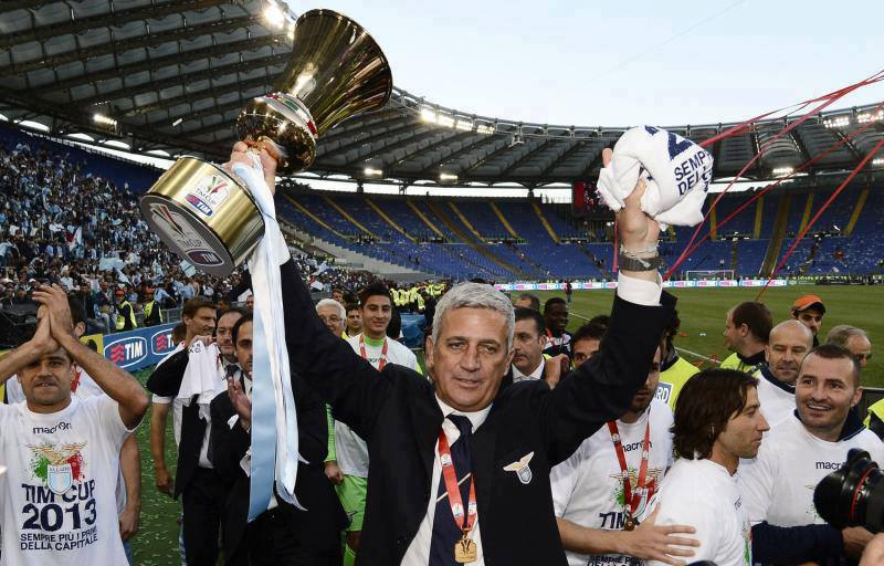 Petkovic è stato premiato dalla Federcalcio bosniaca