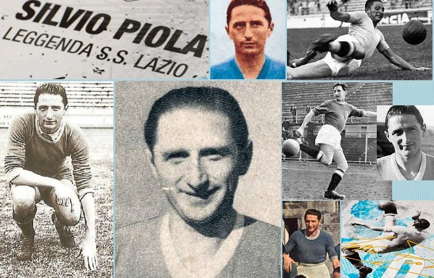 Eroe di un calcio lontano : SILVIO PIOLA