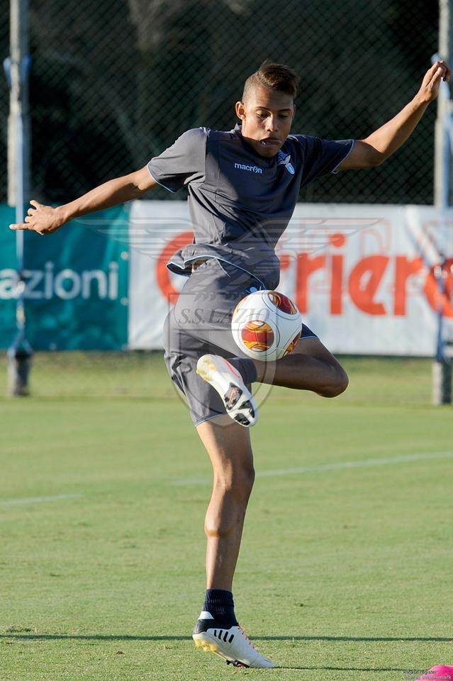 """L'allievo Perea :"""" Klose è il mio maestro """""""