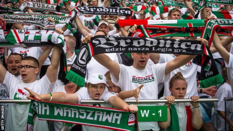 All'Olimpico sono attesi 5.000 tifosi polacchi