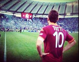 """Sky Sport intervista Totti: """" La Roma sfornerà campioni"""""""