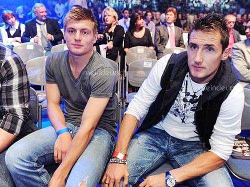 """Kroos è tentato dall'esperienza all'estero :"""" Klose dice che aiuta a migliorarsi """""""