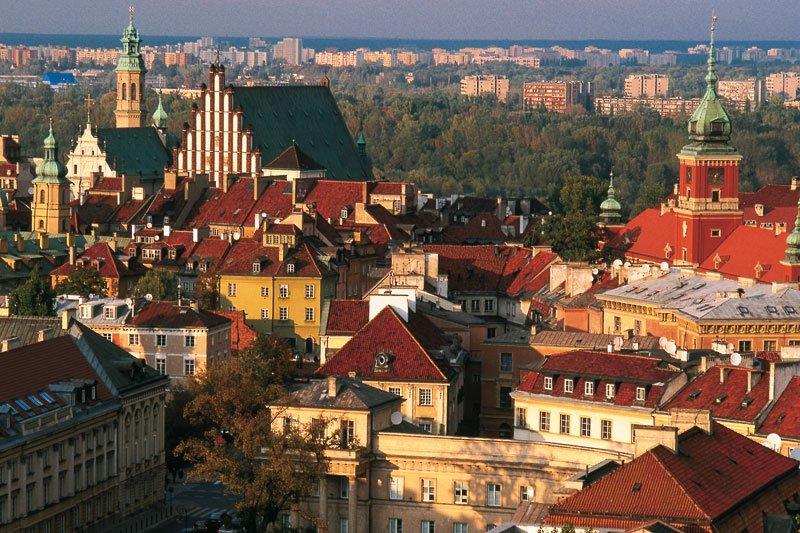 Qualche informazione sulla città di Varsavia