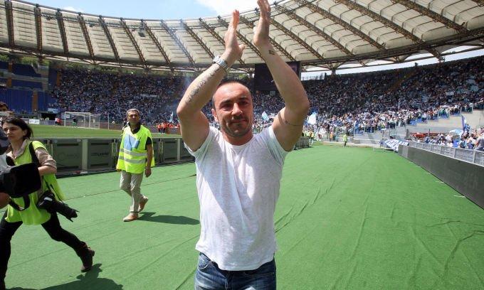 """Brocchi: """"Lazio,hai tutte le qualità per farcela!"""""""