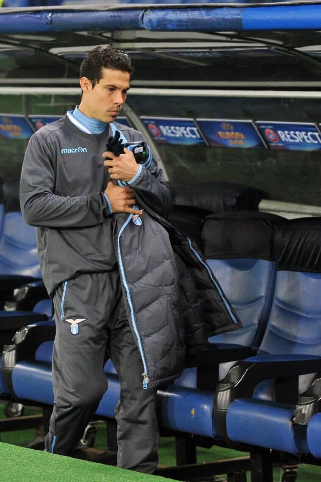 Lazio-Inter: le parole di Hernanes