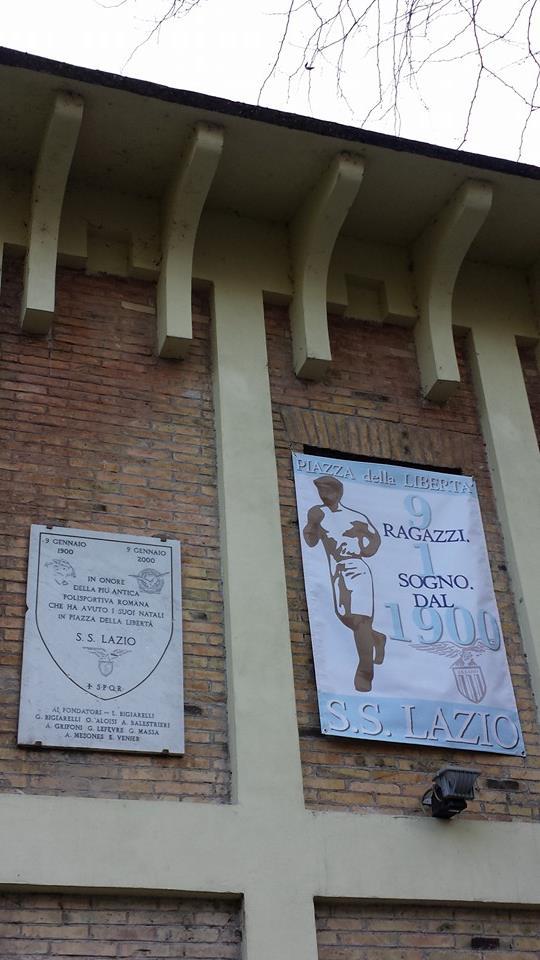 La Fondazione Gabriele Sandri organizza una mostra per i 114 anni della Lazio