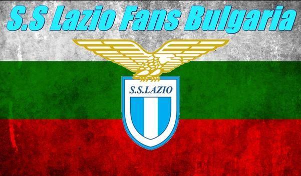 Lazio fans bulgaria