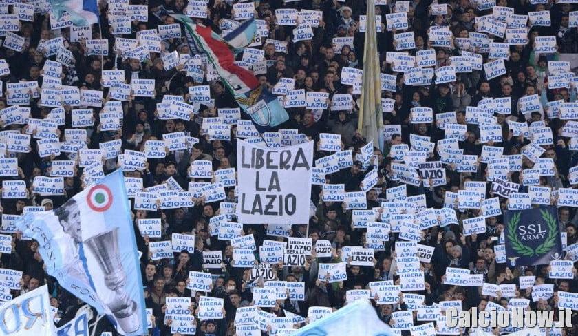 Lazio-Milan, la dittatura esce allo scoperto.La curva ha intenzione di non entrare allo stadio a partire da oggi