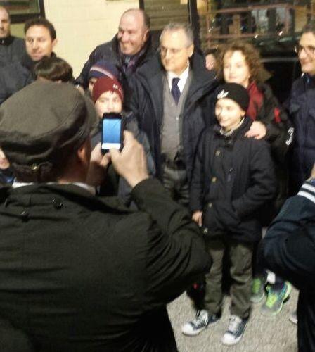 """Lotito risponde ai tifosi della Salernitana :"""" Se mi portate un'alternativa, vado via """""""