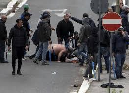 Extra Lazio: Arrestato ultras romanista per tentato omicidio negli scontri di Napoli Fiorentina