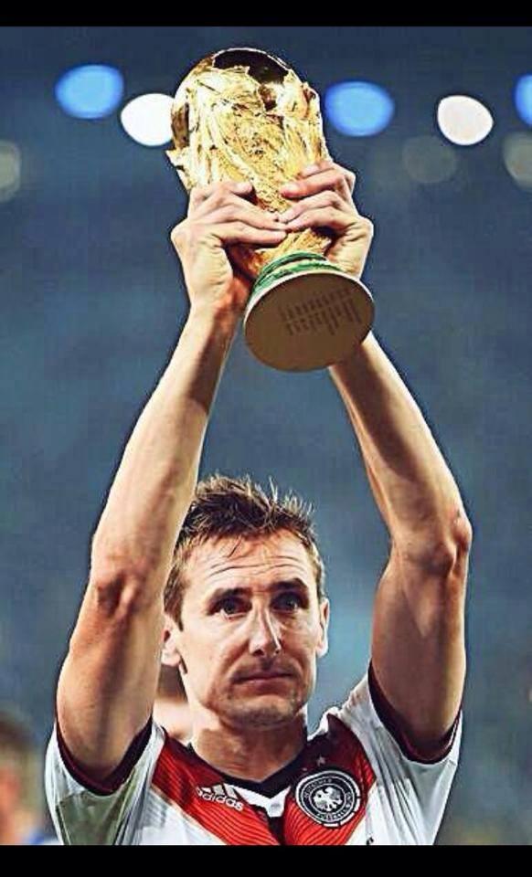 """Klose su Mbappè:""""Rischia di superare il mio record di gol ai Mondiali"""""""