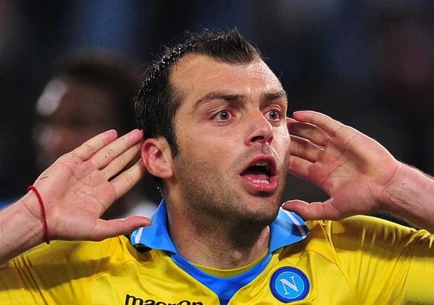 """Pandev stuzzica la Lazio """"ultimamente mi porta bene"""""""