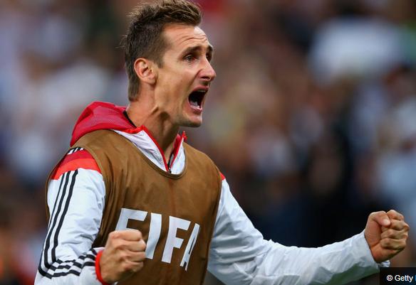 Nuovo obiettivo per Klose: allenare!