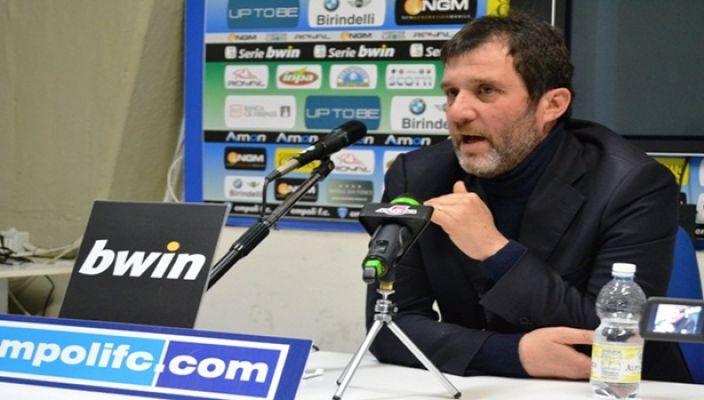 """Carli,il ds dell'Empoli teme la Lazio ed elogia Cataldi:""""E' come una bella donna"""""""