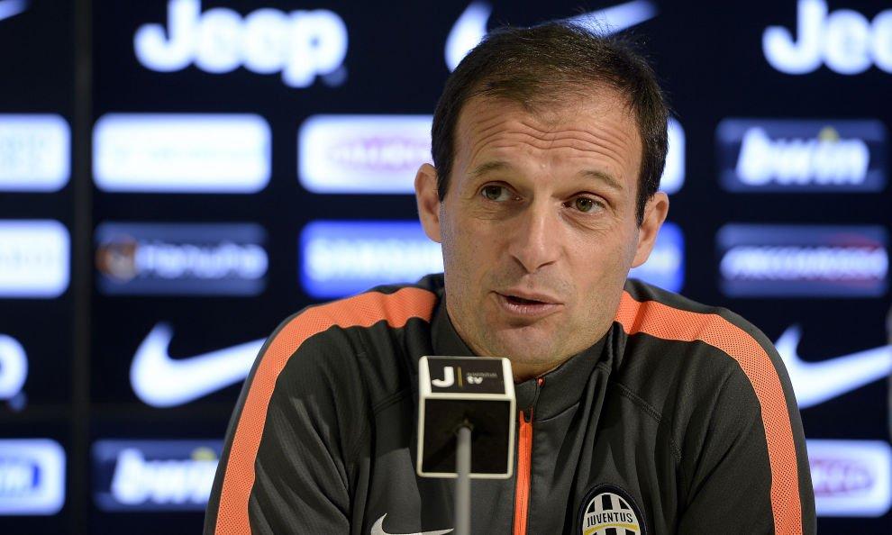 """Allegri in conferenza stampa: """" Rispetteremo la Lazio"""""""