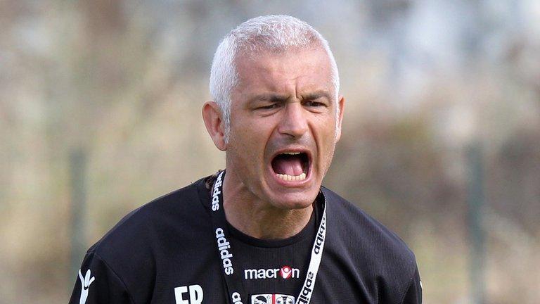 """Fabrizio Ravanelli ai microfoni sportivi: """"Bisogna far scivolare le critiche"""""""