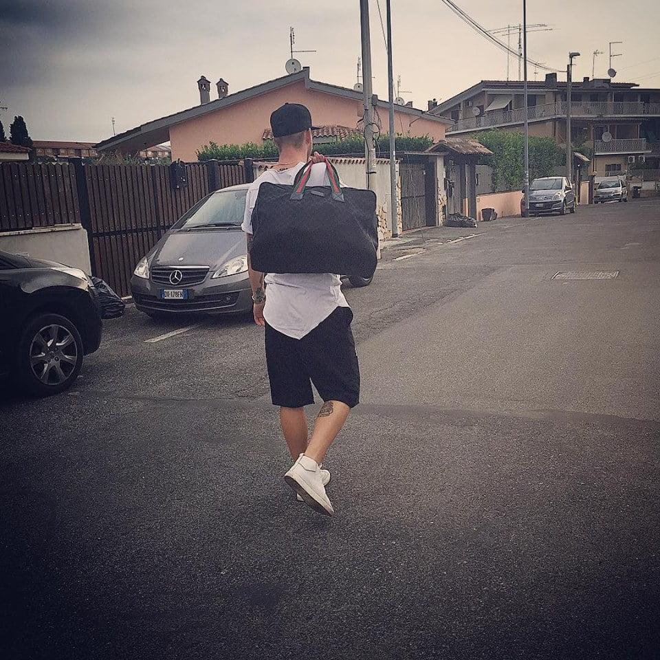 """Pollace saluta la Lazio: """"Adesso è proprio ora di andare"""""""