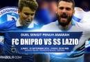 Dnipro-Lazio: le probabili formazioni