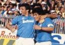 """Maradona: """"Bruno Giordano è stato l'italiano più forte con cui abbia mai giocato"""". E Giordano risponde …"""