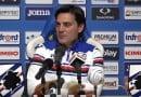 """Montella: """"La Lazio è ferita come noi, sarà difficile"""". Eder: """"Trasferta complicata"""""""