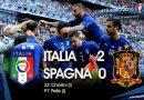 Italia Spagna: le pagelle