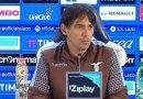 """Palermo-Lazio: Inzaghi in conferenza """" Vogliamo fare bene contro un avversario ferito"""""""
