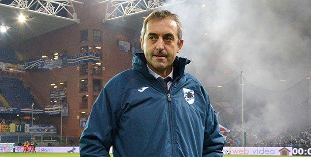 Lazio-Sampdoria: la conferenza stampa di Giampaolo