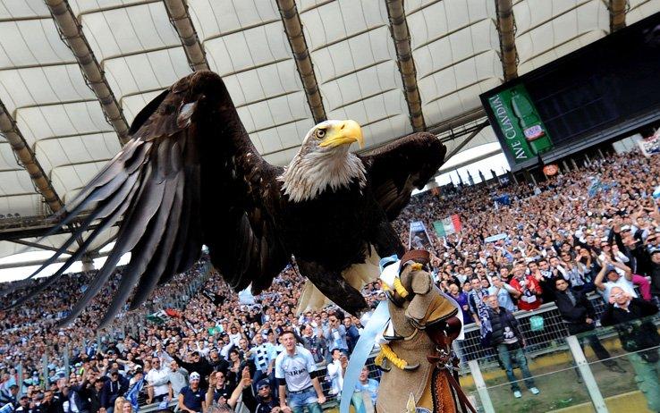 Una Lazio d'applausi, una Lazio che lotta contro tutto e tutti