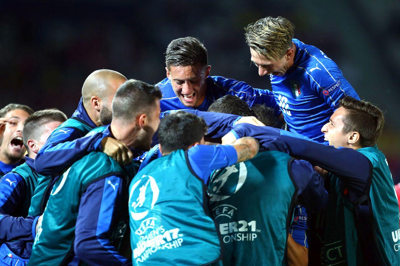 Europei U21, l'Italia va in semifinale
