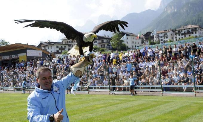 La Lazio si diverte con l'Auronzo, scatenato Keita