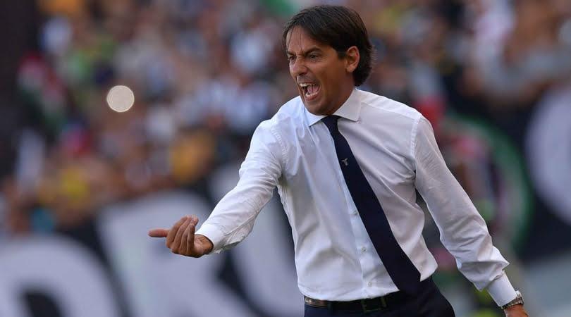 Inzaghi e il post gara di Lazio-Milan