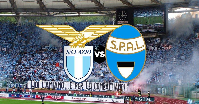 Lazio-Spal: le probabili formazioni