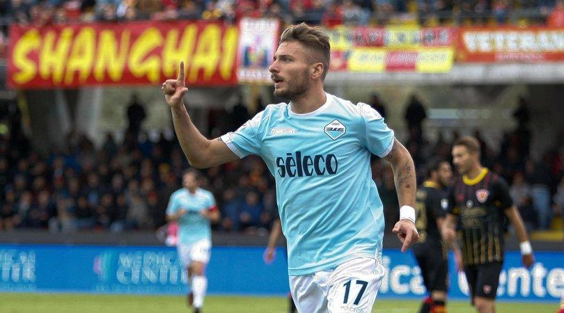 Benevento-Lazio: i numeri del match