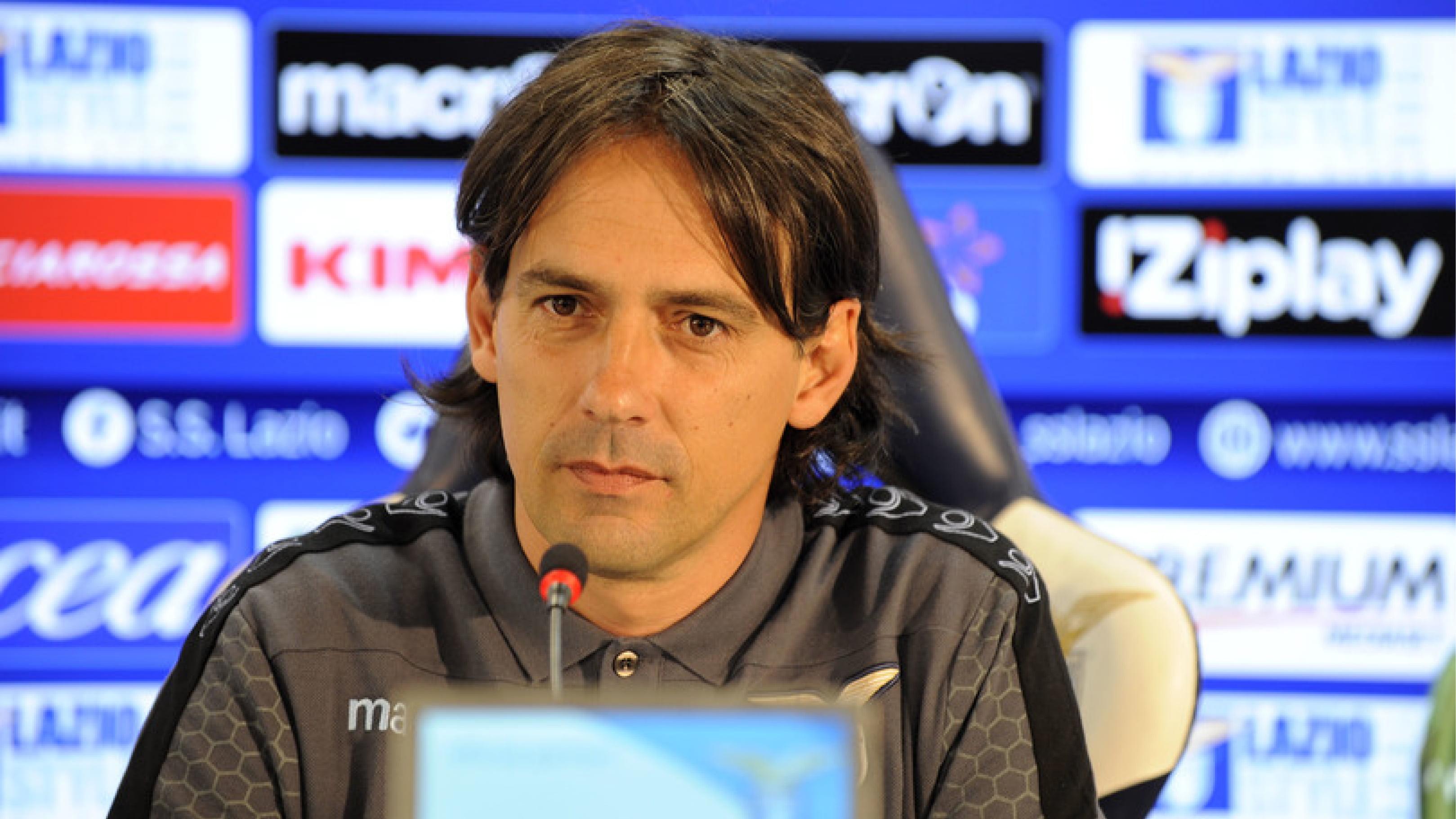 Napoli-Lazio: la conferenza stampa di Simone Inzaghi