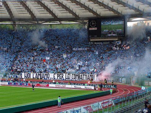 Curva Nord Lazio