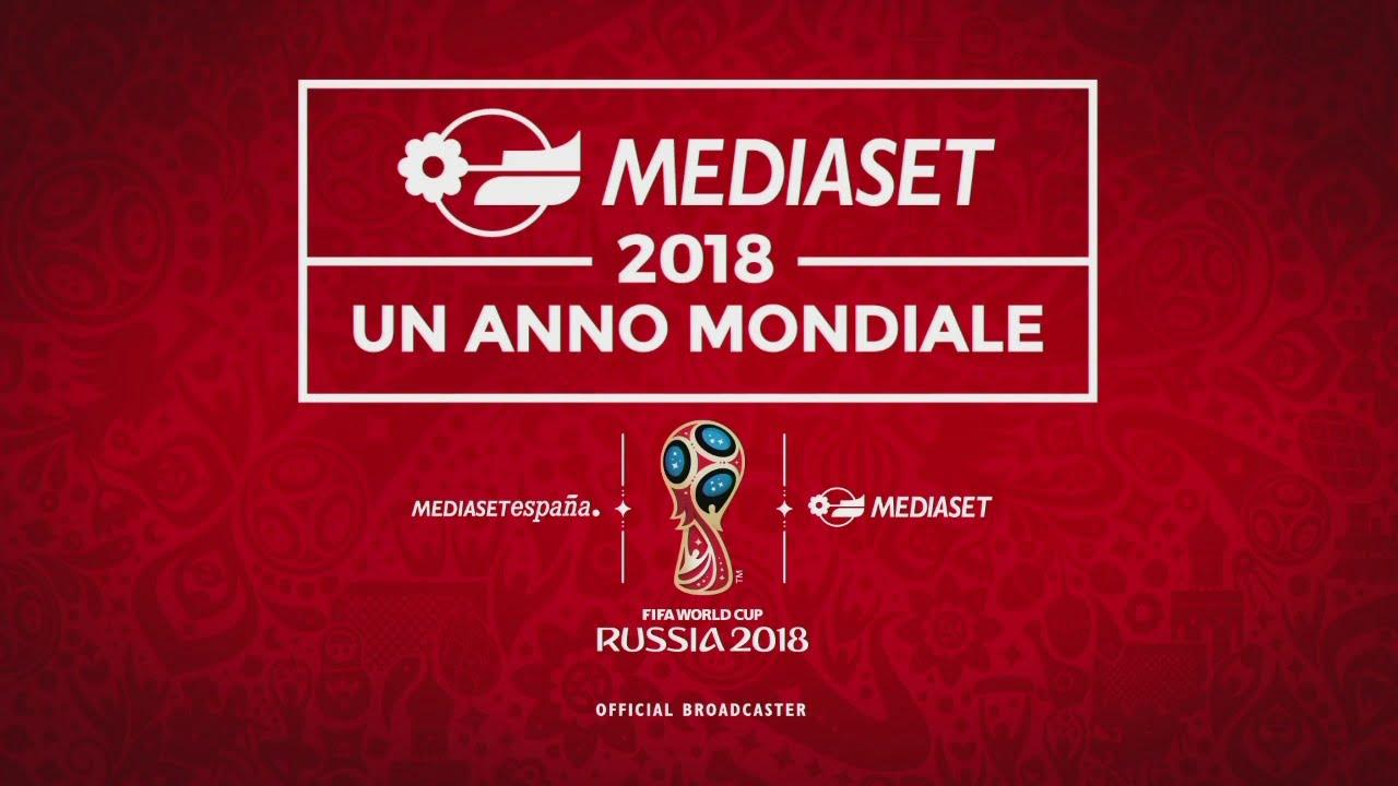 Campionato del Mondo, 3° e ultima giornata Girone A-B del 25 Giugno: la programmazione di Mediaset