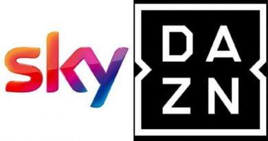 Serie A, 8° giornata del 06 Ottobre: la programmazione di Sky e DAZN