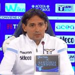Lazio-Torino: la conferenza stampa di Simone Inzaghi