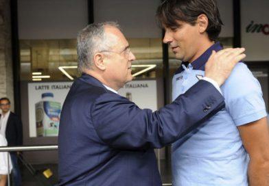 """Lotito:"""" La Lazio è una società in netta crescita, il tempo ci darà ragione. Lite con Inzaghi? Ci si confronta in famiglia"""""""