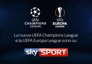 UEFA Champions League, 6° e ultima giornata fase a gironi dell'11 Dicembre: la programmazione di Sky