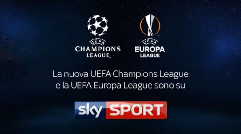 UEFA Champions League, 6° e ultima giornata fase a gironi del 12 Dicembre: la programmazione di Rai e Sky