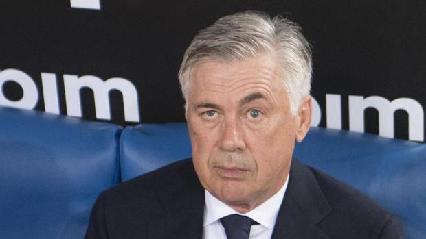 La conferenza stampa di Ancelotti