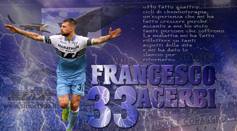 Francesco Acerbi, dalle scuse all'invito in curva Nord