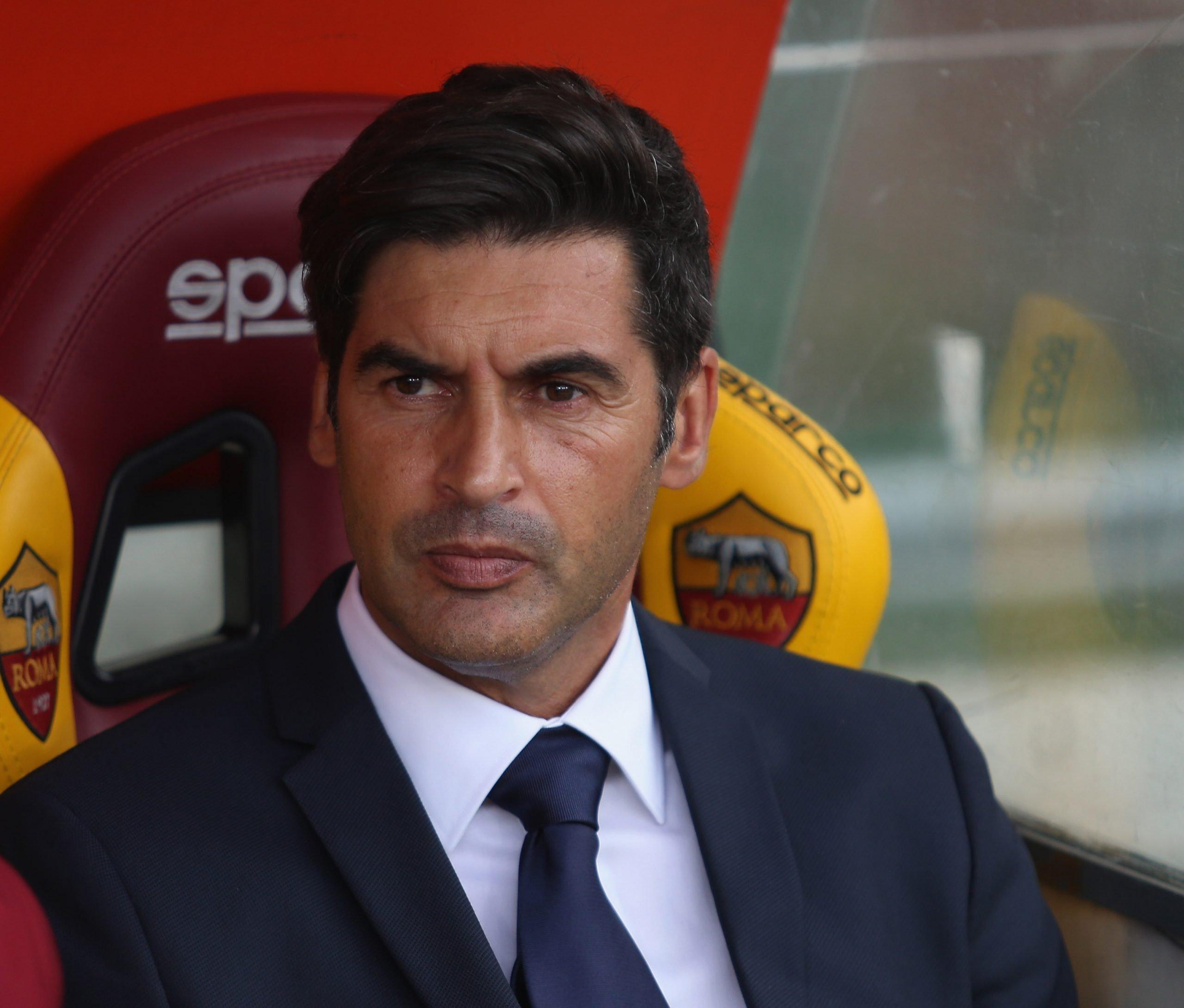 fonseca roma Europa League