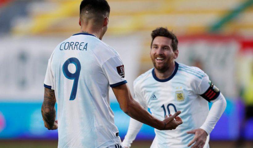 correa argentina